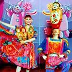Цирковое шоу Мозаика - Официальный сайт агента
