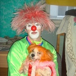 Денни, клоун-фокусник - Официальный сайт агента