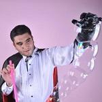 Шоу мыльных пузырей - Официальный сайт агента