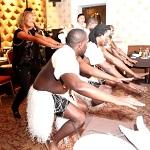 Waka-Waka, шоу африканских барабанов - Официальный сайт агента