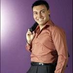 Дмитрий Лебедев, поющий ведущий - Официальный сайт агента