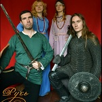 Белый Крест, рыцарское шоу - Официальный сайт агента