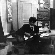 Михаил Файнштейн, экс-басист группы «Аквариум» скончался в Петербурге