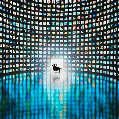 One Thousand Televisions in the Information Age