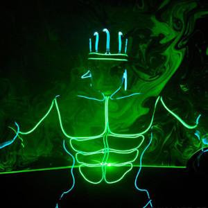 Laser Man Show 4