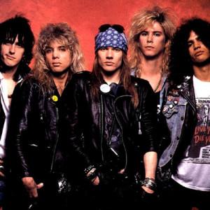 «Guns N' Roses» 1