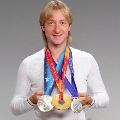 официальный сайт агента Евгения Плющенко